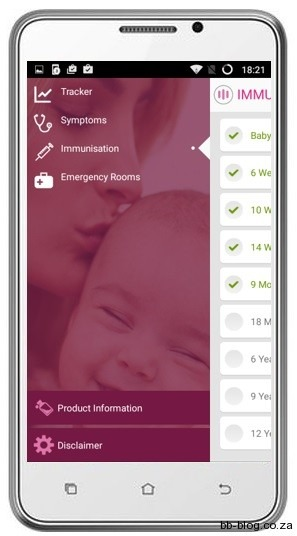 Calpol App - By Megan Kelly