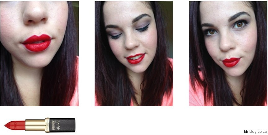 trick to red lips - By Megan Kelly
