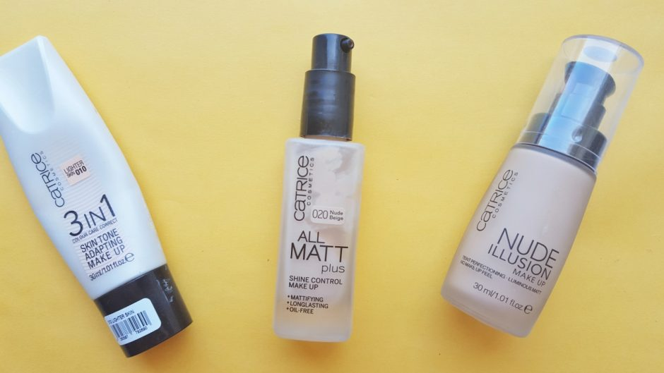 CATRICE cosmetics foundation - By Megan Kelly