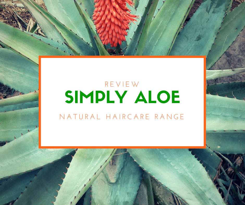 Simply Aloe - By Megan Kelly