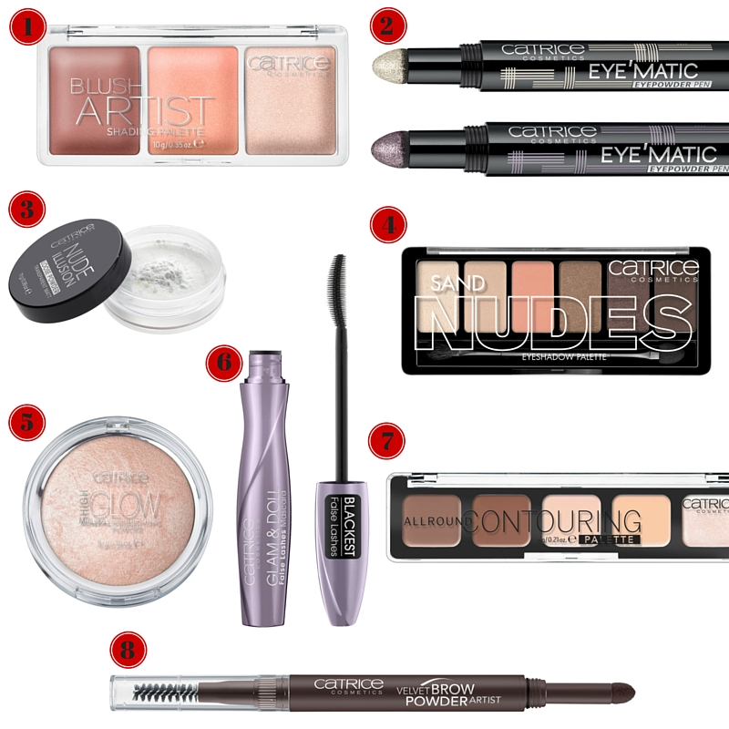 CATRICE Launches - By Megan Kelly