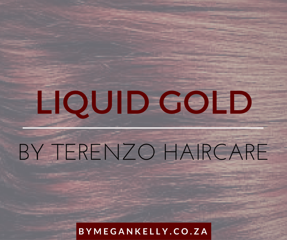 Terenzo Liquid Gold - By Megan Kelly