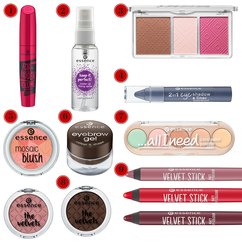 Essence launches 2016 - By Megan Kelly