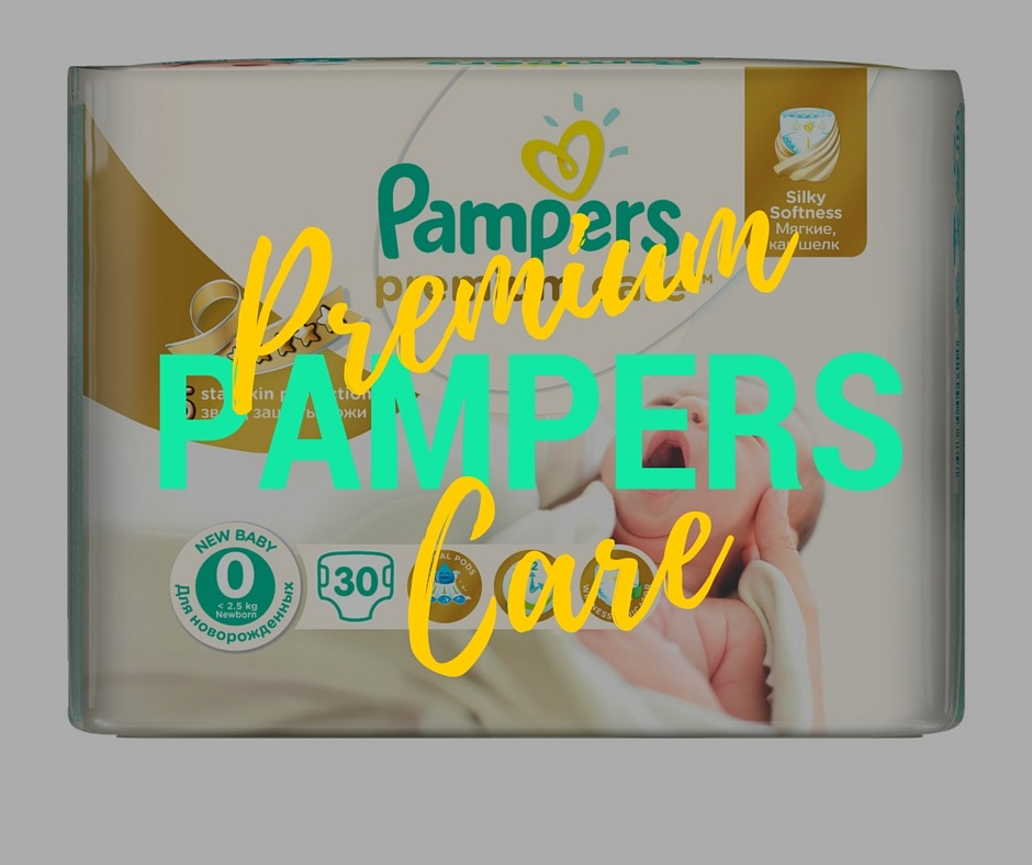 Pampers Premium Care - By Megan Kelly