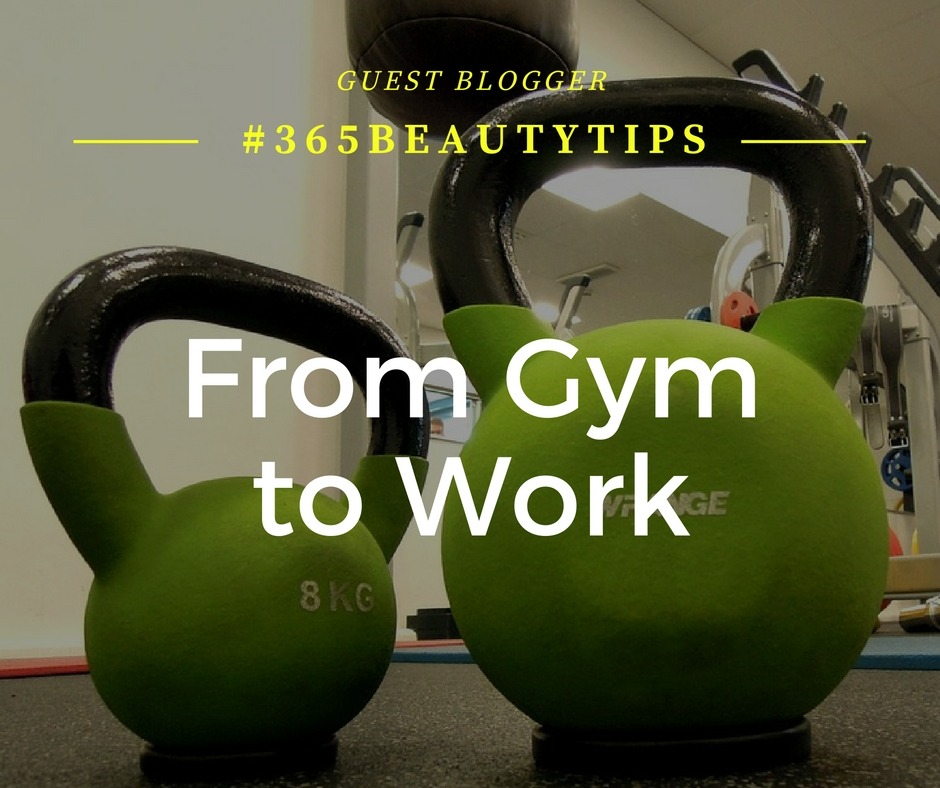 gym to work - By Megan Kelly