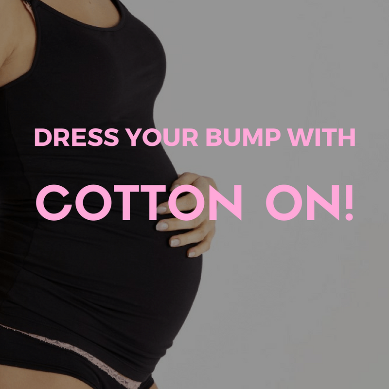 Cotton On Maternity Range - By Megan Kelly