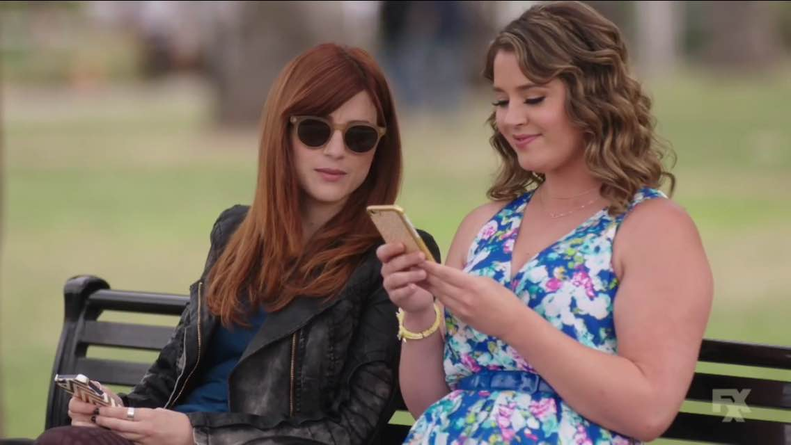 Kether Donohue Lindsay You're The Worst - By Megan Kelly