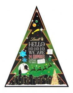 Lindt Hello Advent Chocolate Calendar - By Megan Kelly