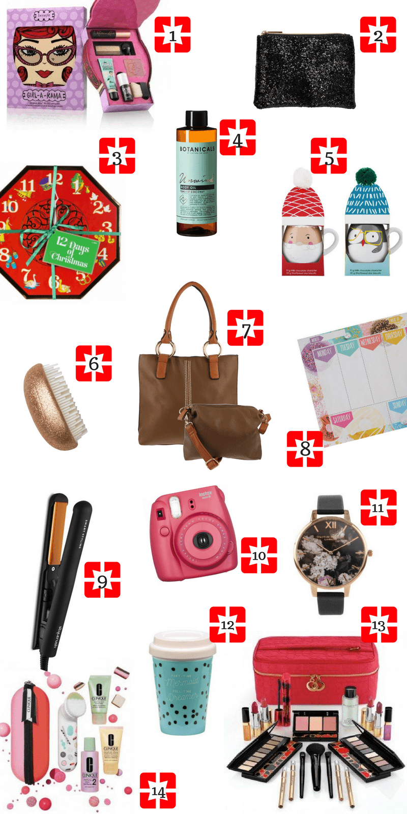 Christmas Gifts for Her - By Megan Kelly