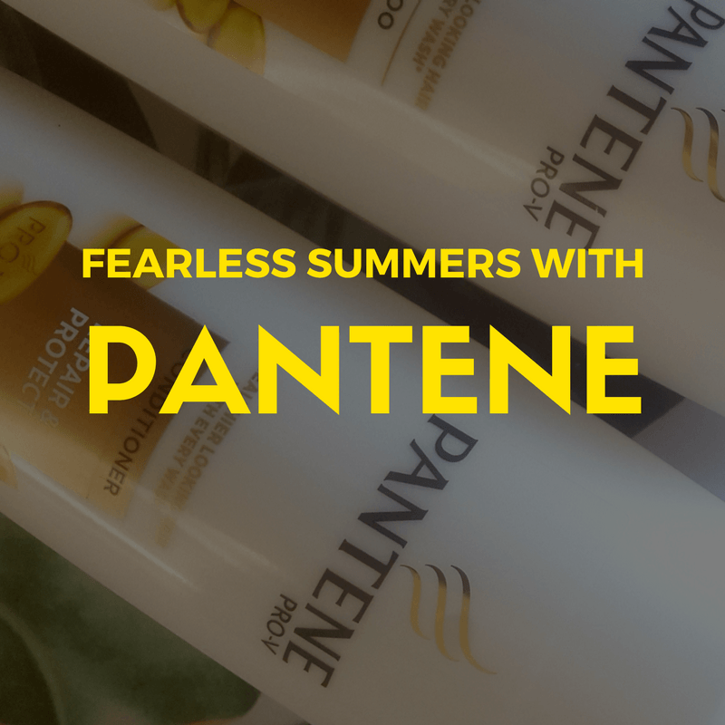 Pantene Pro-V Repair and Protect Range - By Megan Kelly