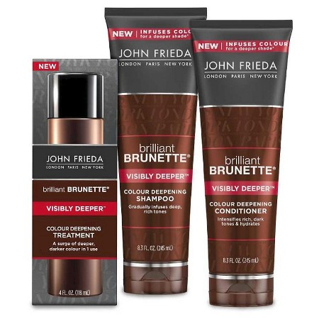 John Frieda Deeper Brunettes - By Megan Kelly