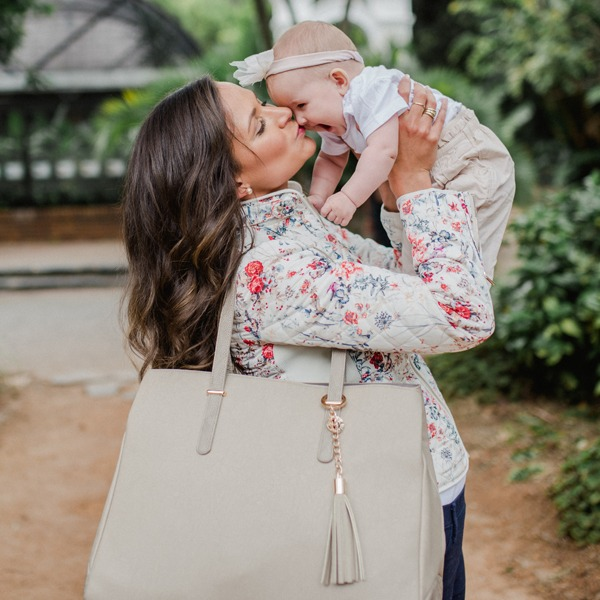 Baby Sense Mom & Baby Handbag - By Megan Kelly