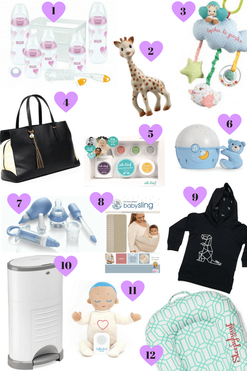 Baby Shower Gift Ideas - By Megan Kelly