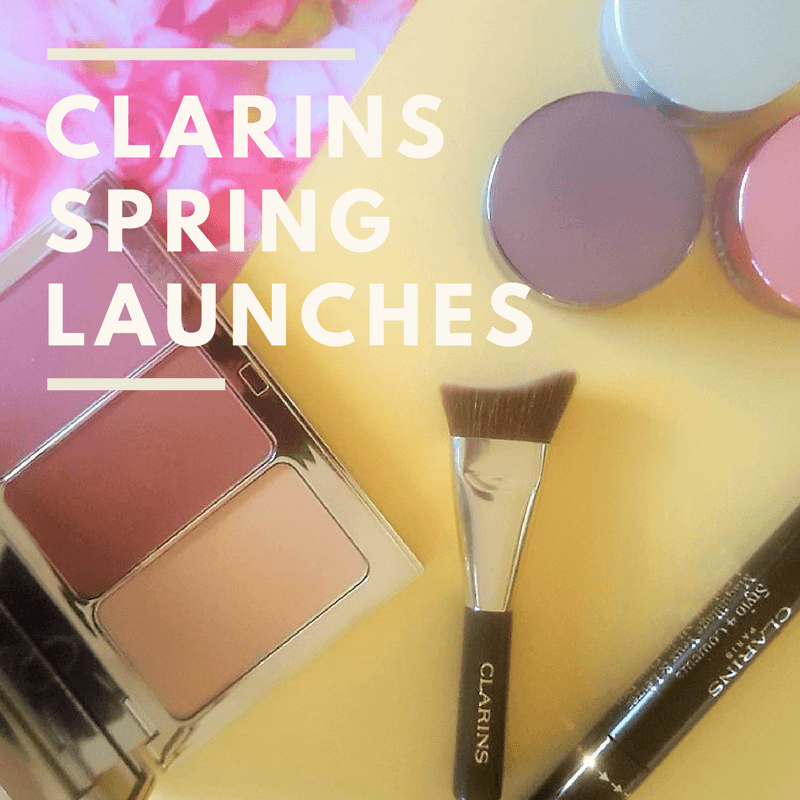 Clarins Spring Launches - By Megan Kell