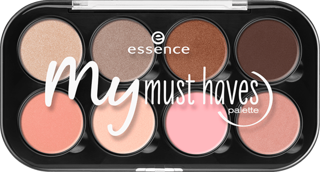 Essence My Must-Haves 8-colours - By Megan Kelly