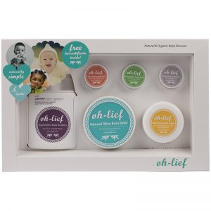 Oh-Lief Natural Products Baby Box - By Megan Kelly
