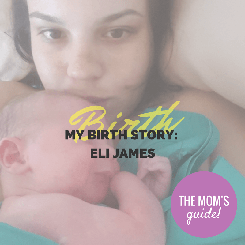 birth story - By Megan Kelly