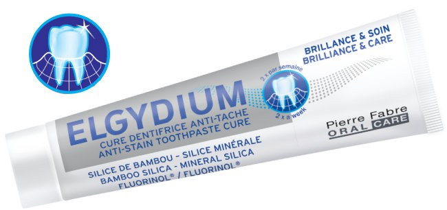 Elgydium Whitening Toothpaste Review - By Megan Kelly
