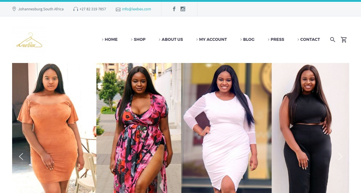 Online Shopping For Plus Size Women In South Africa - By -9997