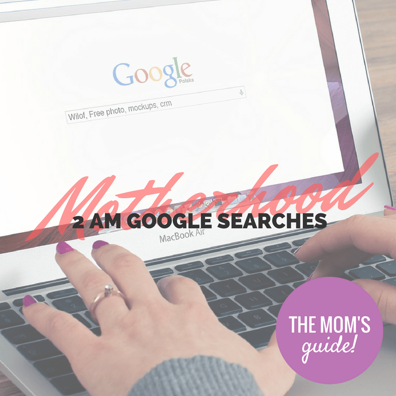 Helpful Google Searches for Mom - By Megan Kelly