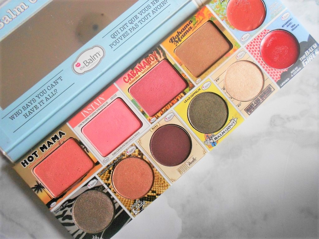 In theBalm of your hand vol.1 - By Megan Kelly