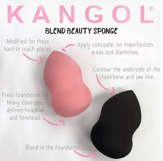 Kangol Blend Beauty Sponge - By Megan Kelly