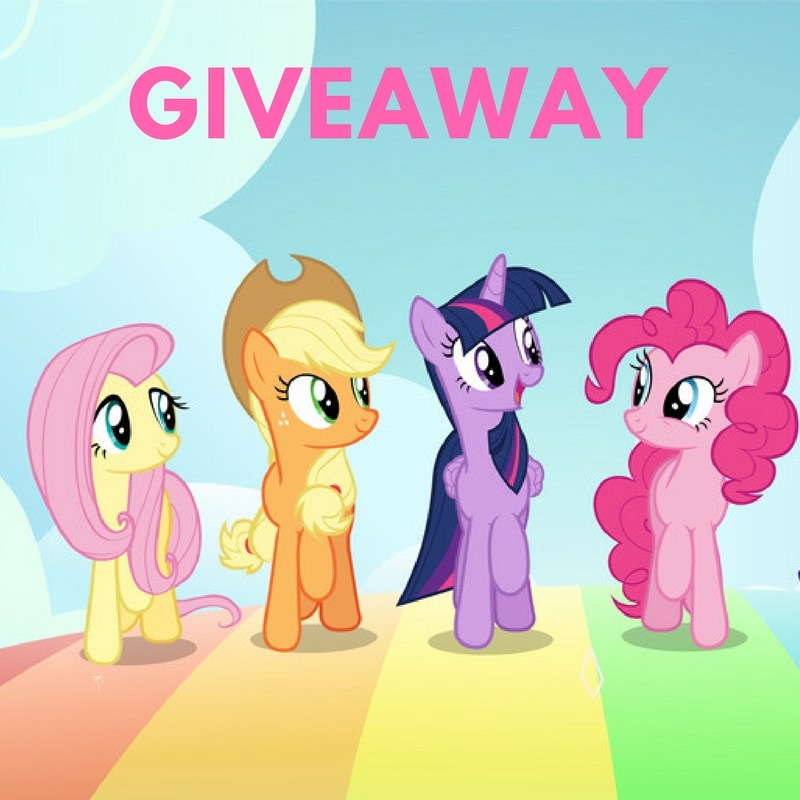 My Little Pony Giveaway - By Megan Kelly