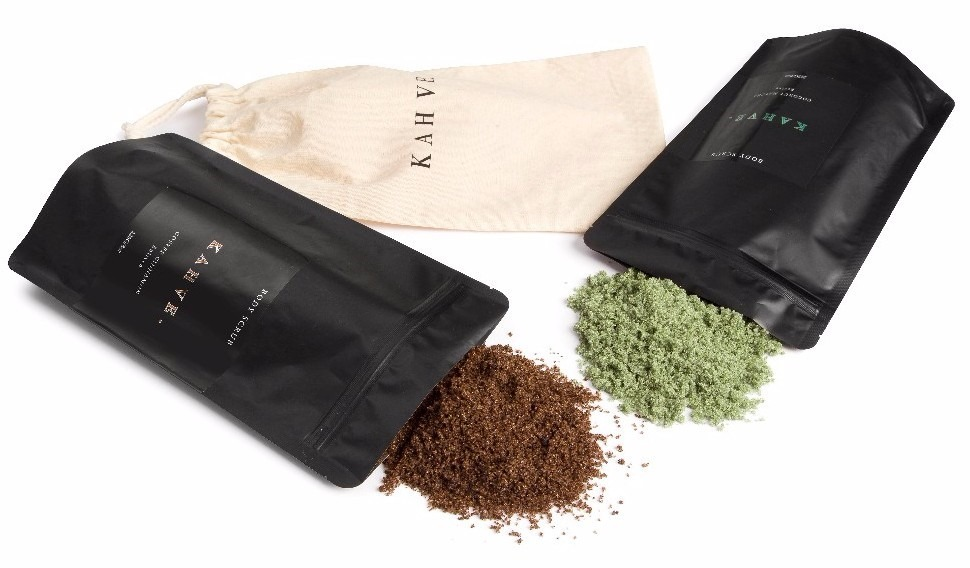 Kahve Coffee Scrub - By Megan Kelly