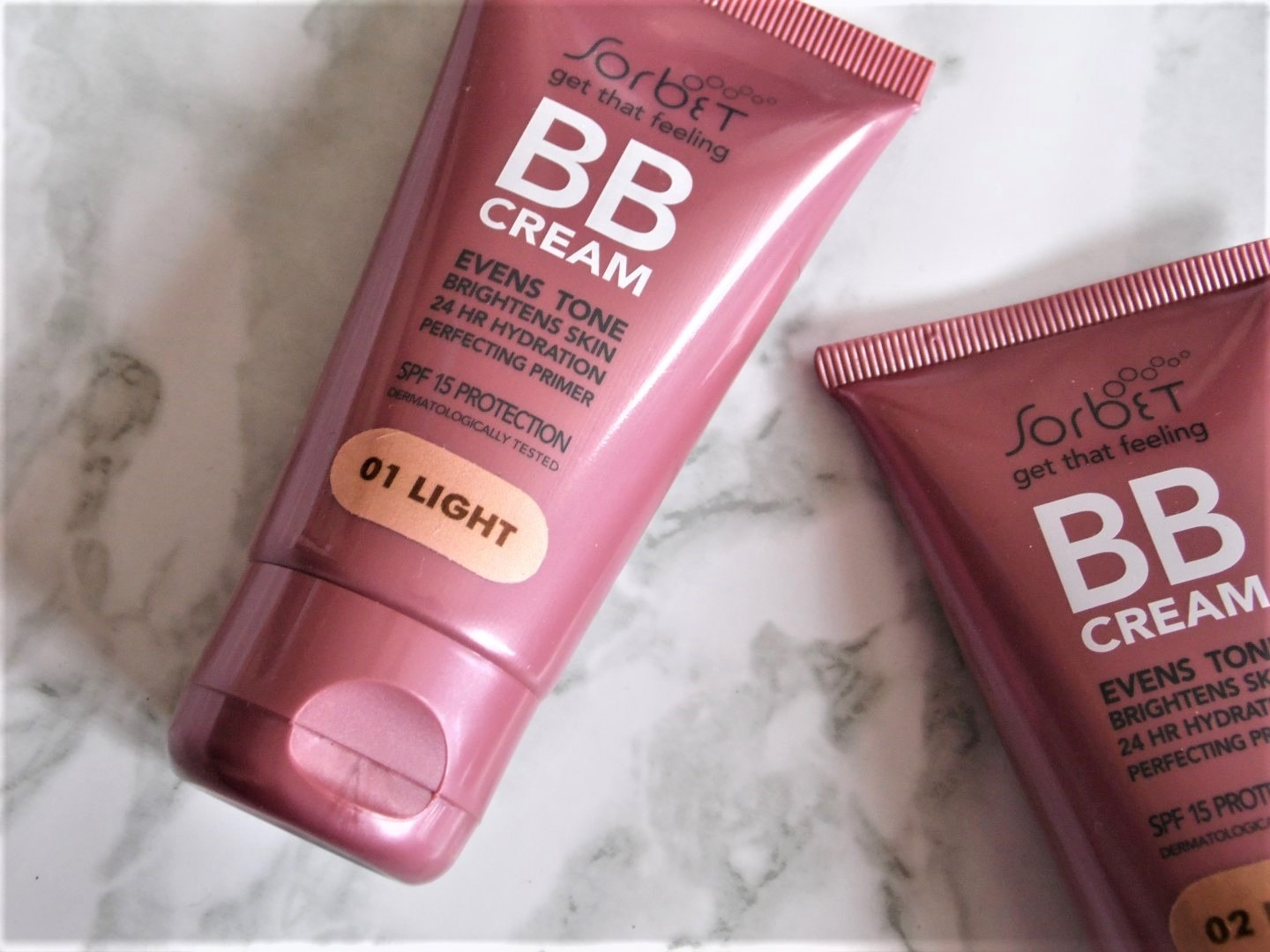 Sorbet BB Cream - By Megan Kelly