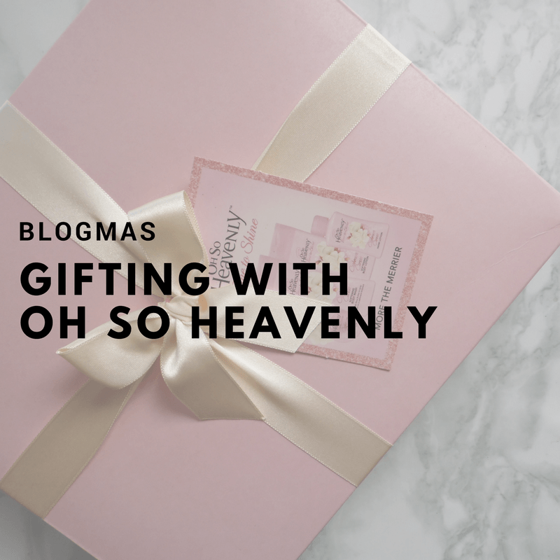Oh So Heavenly Gifting Options - By Megan Kelly