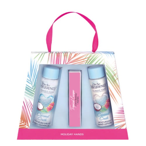 Tropical Escape Holiday Hands Gift Set - By Megan Kelly