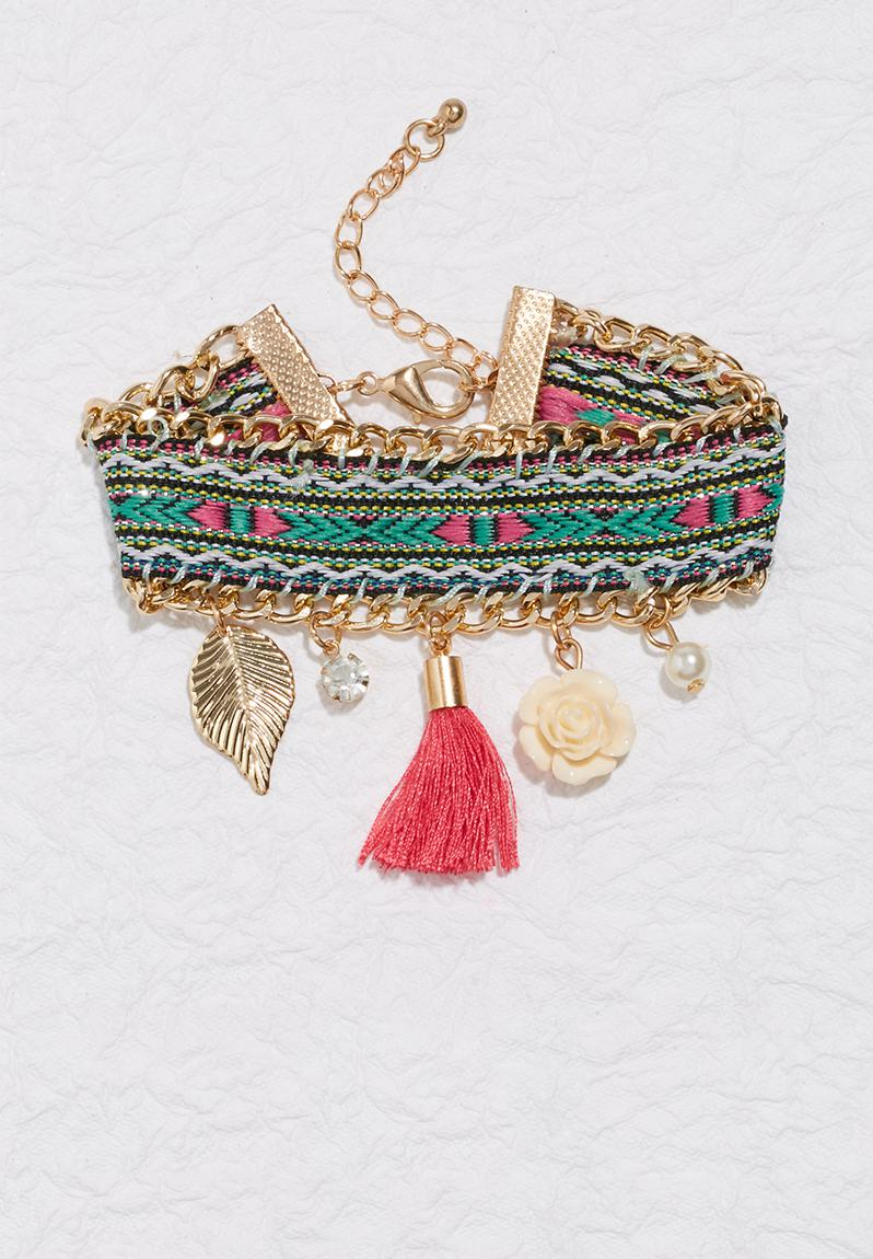 Superbalist Charm bracelet R69 - By Megan Kelly